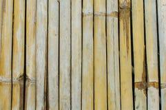 Bamboo fence background. Old bamboo fence background Stock Photos