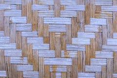 Bamboo fence texture Royalty Free Stock Photos