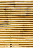 Bamboo fence texture background. Stock Images