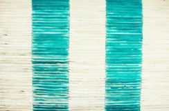Bamboo fence or wall texture background for interior or exterior. Design Royalty Free Stock Photos
