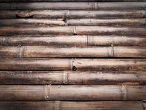 Bamboo floor Royalty Free Stock Image