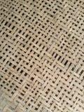 Bamboo floor texture Royalty Free Stock Photos
