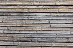 Bamboo ground Stock Photos