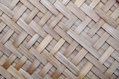 Bamboo hand made texture Royalty Free Stock Photo