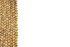 Bamboo handicraft. Chiang mai thailand Royalty Free Stock Photos