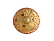 Bamboo hat Stock Photos