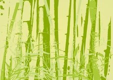Bamboo Illustration Royalty Free Stock Photos