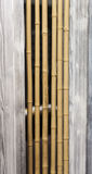 Bamboo interior design house wooden Royalty Free Stock Images