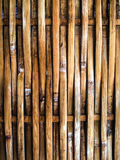 Bamboo interlace craft texture vertical. Bamboo interlace craft texture background Stock Images
