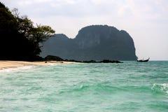 Bamboo island - Thailand Stock Images