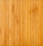 Bamboo laminate flooring texture Royalty Free Stock Photos