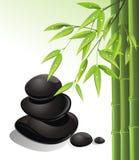 bamboo life spa ακόμα πέτρα zen Στοκ εικόνα με δικαίωμα ελεύθερης χρήσης