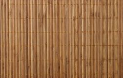 Bamboo mat Stock Photography
