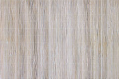 Bamboo mat Stock Image