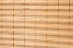 Bamboo mat Stock Photos