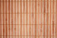 Bamboo mat Stock Photos
