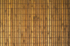Bamboo mat , background Stock Images