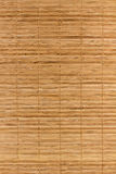 Bamboo mat background Royalty Free Stock Images