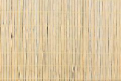 Bamboo mat background. Stock Photography