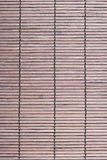 Bamboo mat background texture Royalty Free Stock Image