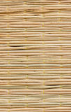 Bamboo Mat. Royalty Free Stock Images