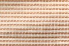 Bamboo mat detailed texture backdrop. Bamboo mat detailed texture backdrop stock photo