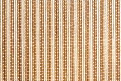 Bamboo mat detailed texture backdrop. Bamboo mat detailed texture backdrop stock images