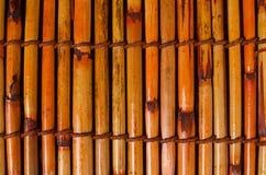 Bamboo mat Royalty Free Stock Photography