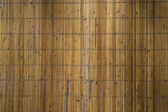 Bamboo. Mat from bamboo from japanese style garden stock photography