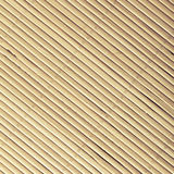 Bamboo mat surface pattern diagonal background texture Royalty Free Stock Images