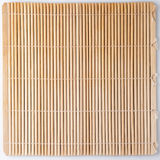 Bamboo mat for sushi. Royalty Free Stock Images