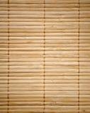 Bamboo mat texture. Bamboo mat detailed background texture stock photo