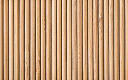 Bamboo mat texture or background, bamboo brown Royalty Free Stock Photo