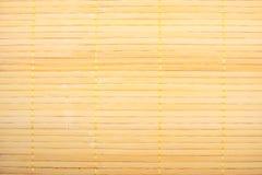 bamboo mat texture stock photography