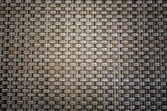 Bamboo mat texture. Handcraft weave texture natural bamboo stock photography