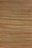 Bamboo mat texture yoga Royalty Free Stock Photo