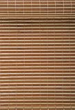 Bamboo mat textured Stock Photos