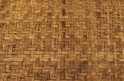 Bamboo Mat Royalty Free Stock Photography