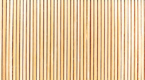 Bamboo mat vertical strip background Royalty Free Stock Photo