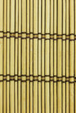 Bamboo material background Royalty Free Stock Photography