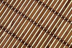 Bamboo mats Royalty Free Stock Photo
