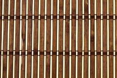 Bamboo mats Royalty Free Stock Photography