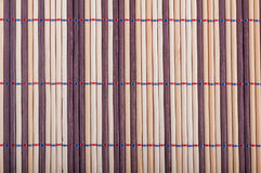 Bamboo mats Royalty Free Stock Photo