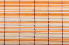 Bamboo mats Stock Photo