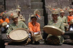 Bamboo music Royalty Free Stock Photos