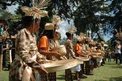 Bamboo music Royalty Free Stock Photo