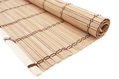 Bamboo napkin Royalty Free Stock Photos