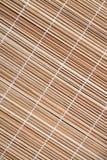 Bamboo napkin Royalty Free Stock Photo