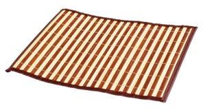 Bamboo napkin Royalty Free Stock Image