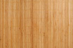 Bamboo napkin background Royalty Free Stock Photography